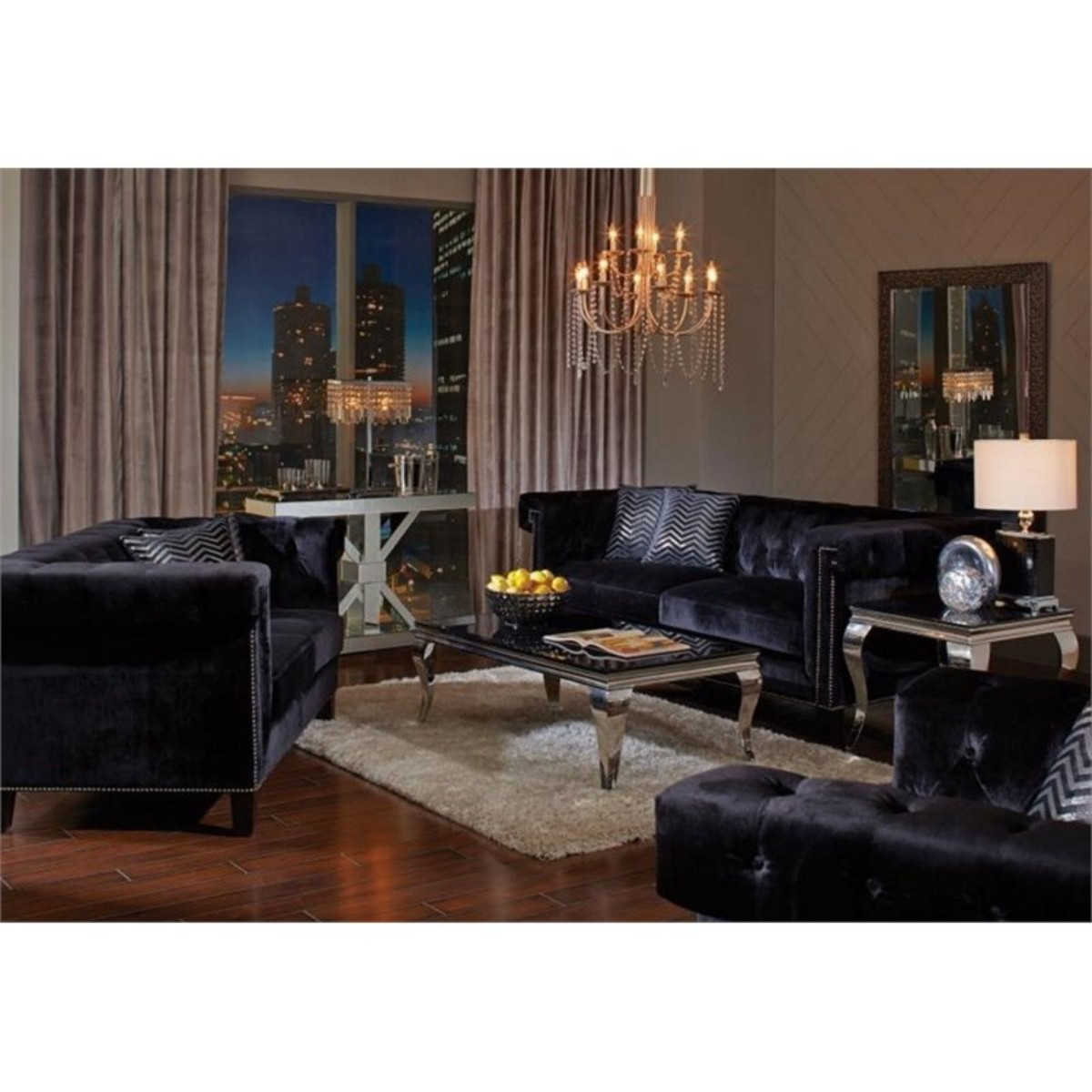 Coaster Sofa Loveseat Chair