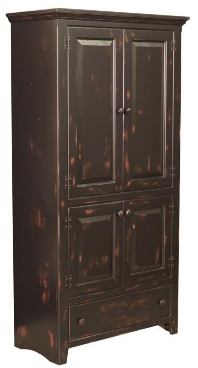 Abraham Pantry - Chelsea Home Furniture 465-004