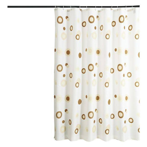 Abstract Shower Curtain - Elegant Home Fashions SC-2310