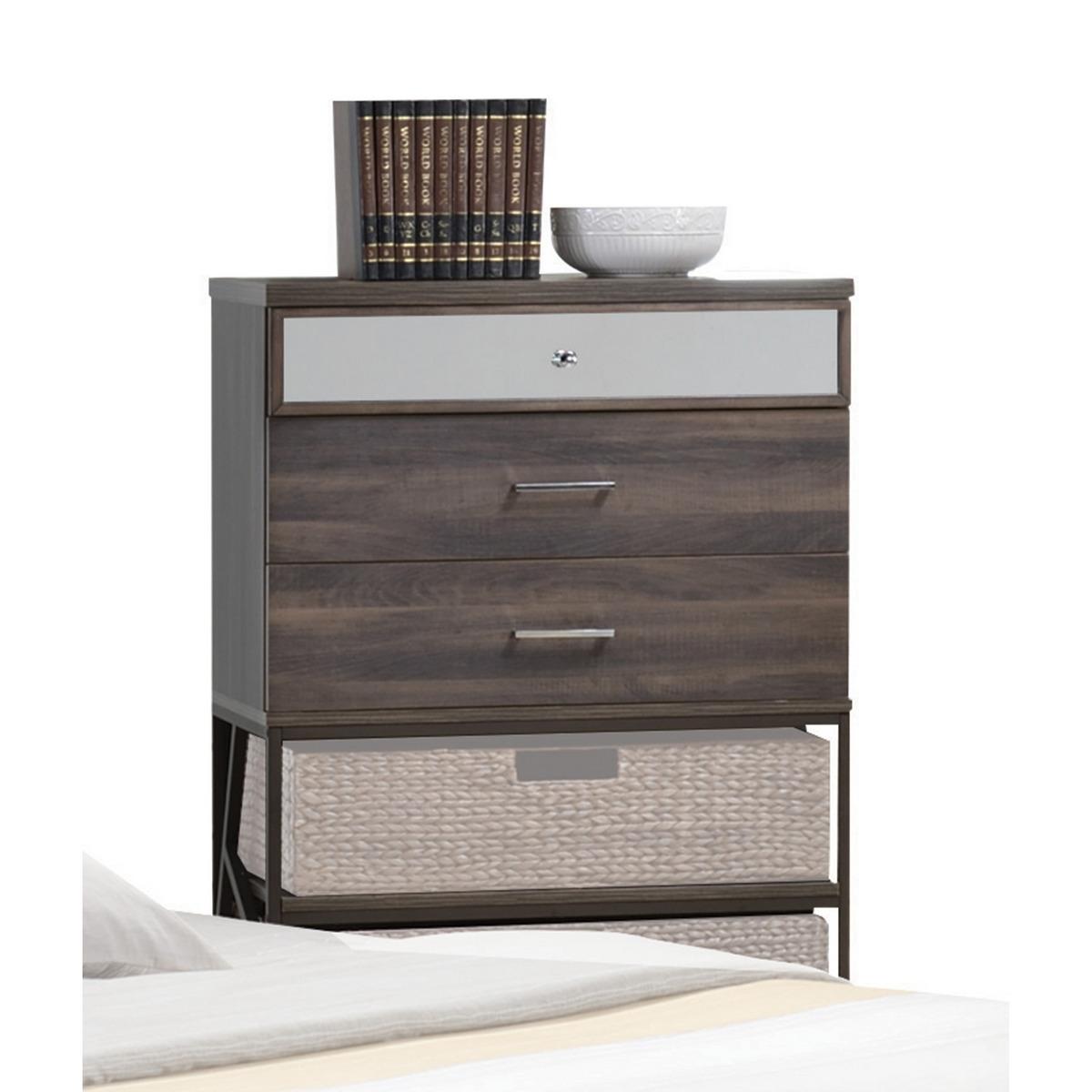 Adrianna Chest in Walnut - Acme Furniture 20957