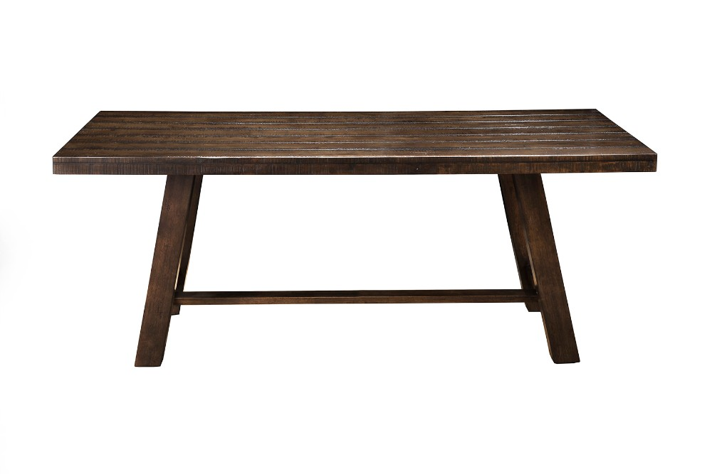 Alcott Solid Dining Table - Alpine Furniture 8147-01