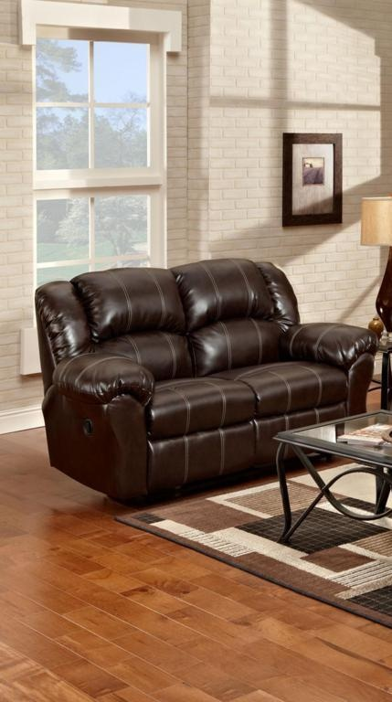 Chelsea Home Reclining Loveseat