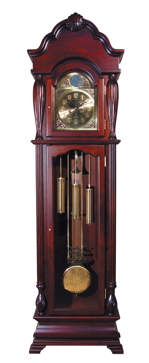 Acme Arendal Grandfather Clock Cherry