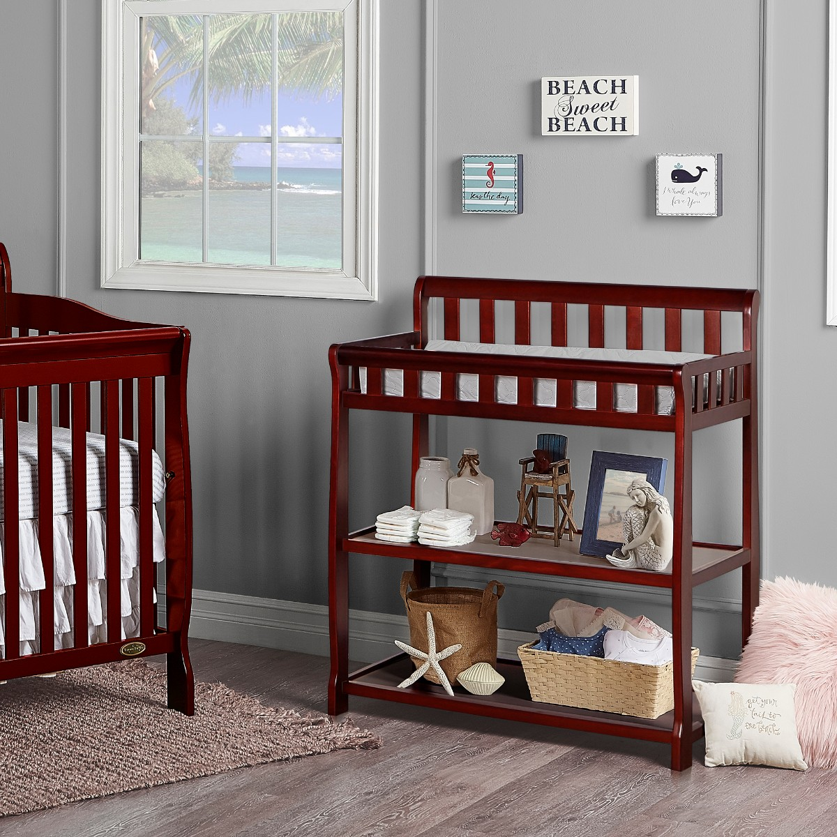 Ashton Changing Table - Dream On Me 604-C