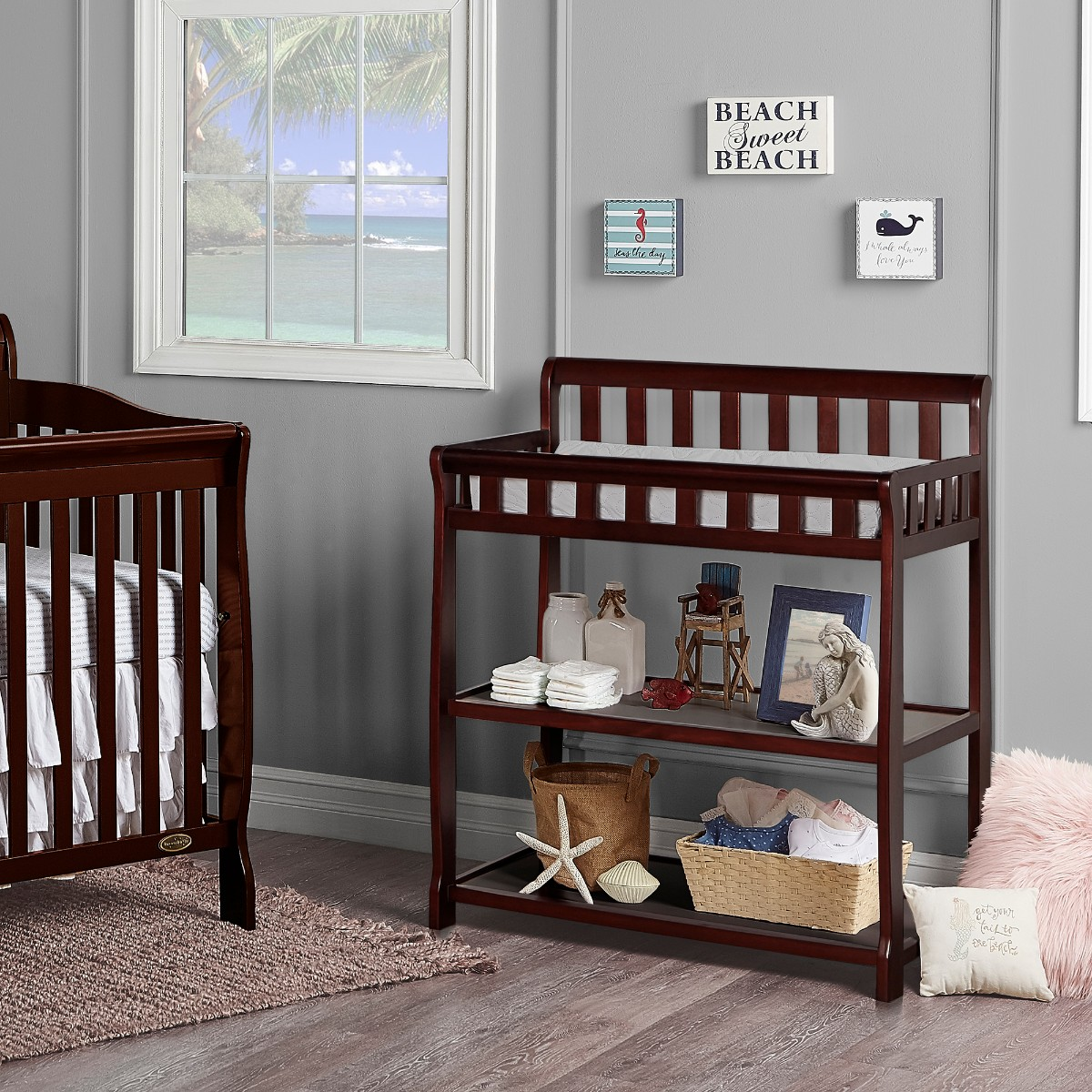 Ashton Changing Table - Dream On Me 604-E