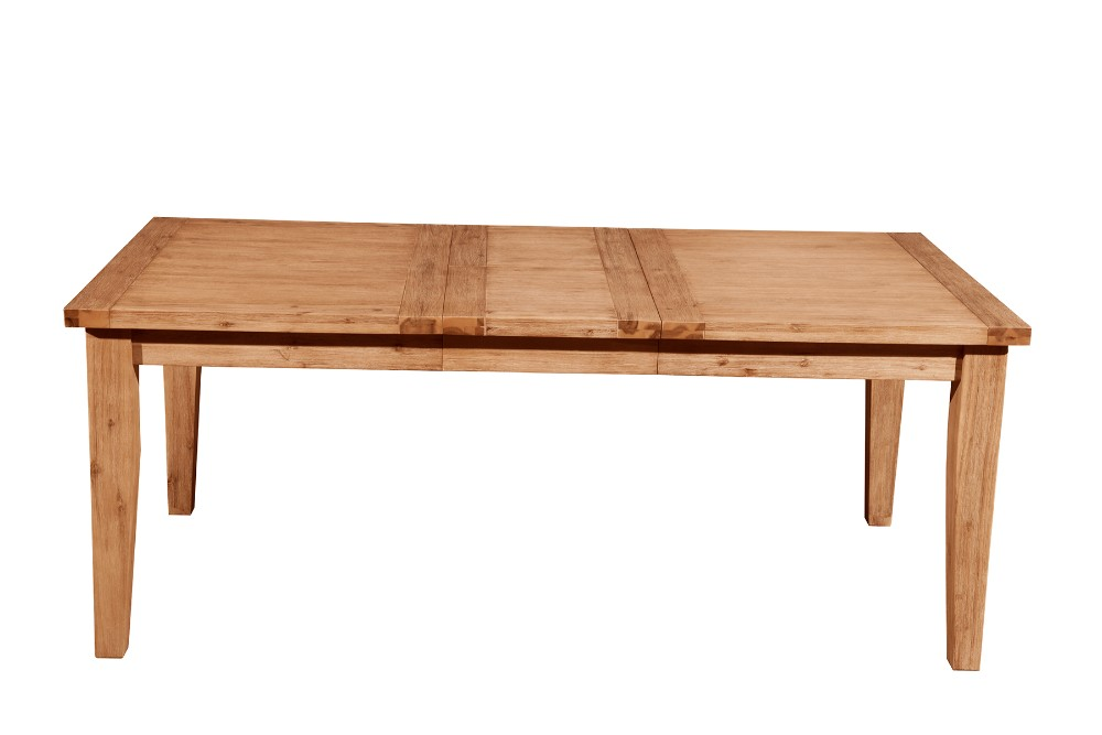 Alpine Furniture Dining Table Extension Leaf Photo