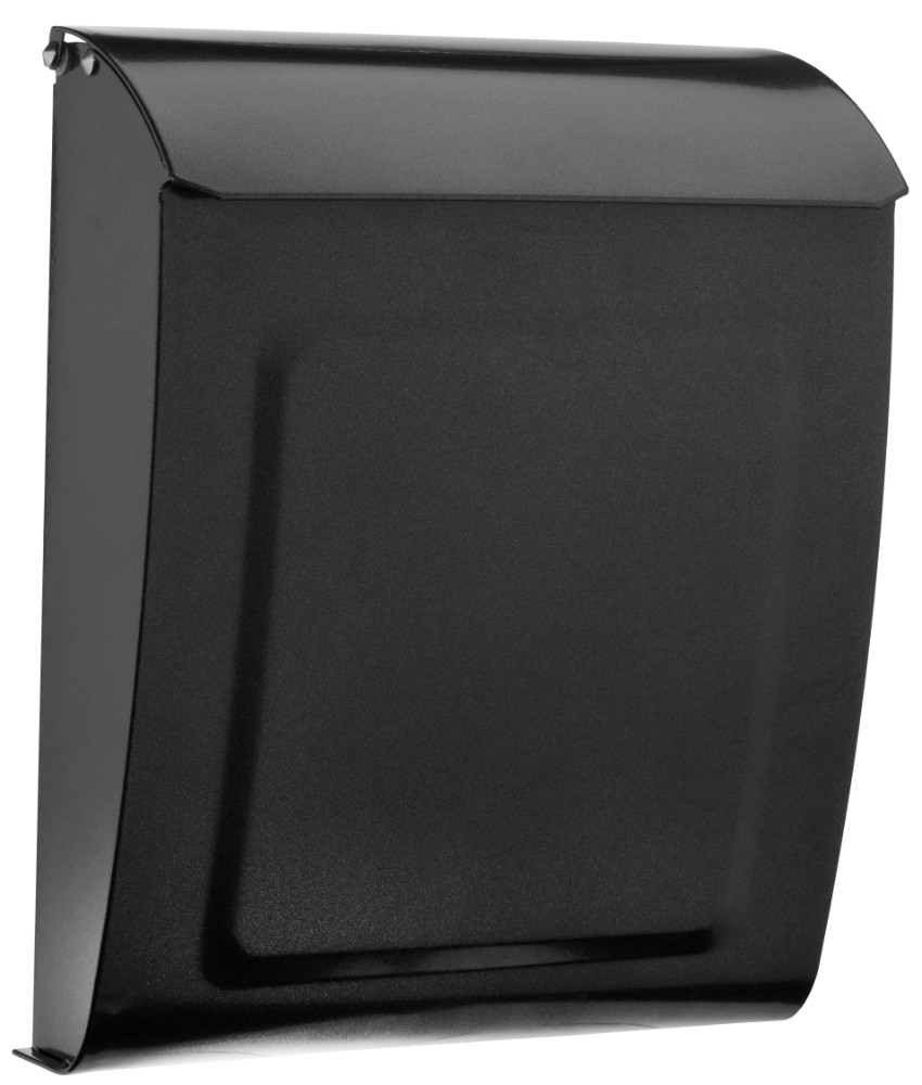 Aspen Locking Wall Mount Mailbox Pewter - Architectural Mailboxes 2594P