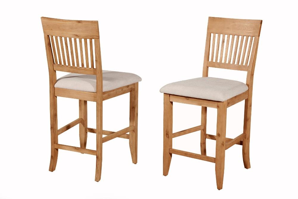 Aspen Pub Chair (Set of 2) - Alpine Furniture 8812-04