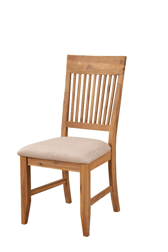 Aspen Side Chair (Set of 2) - Alpine Furniture 8812-02