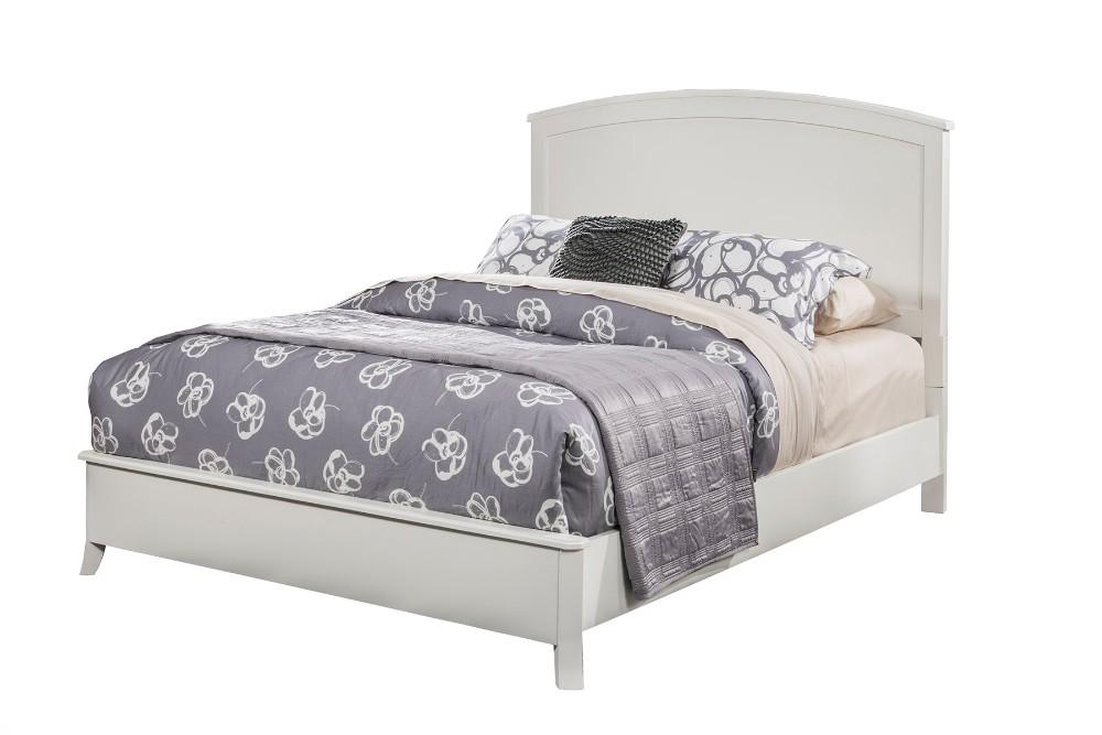 Alpine California King Panel Bed