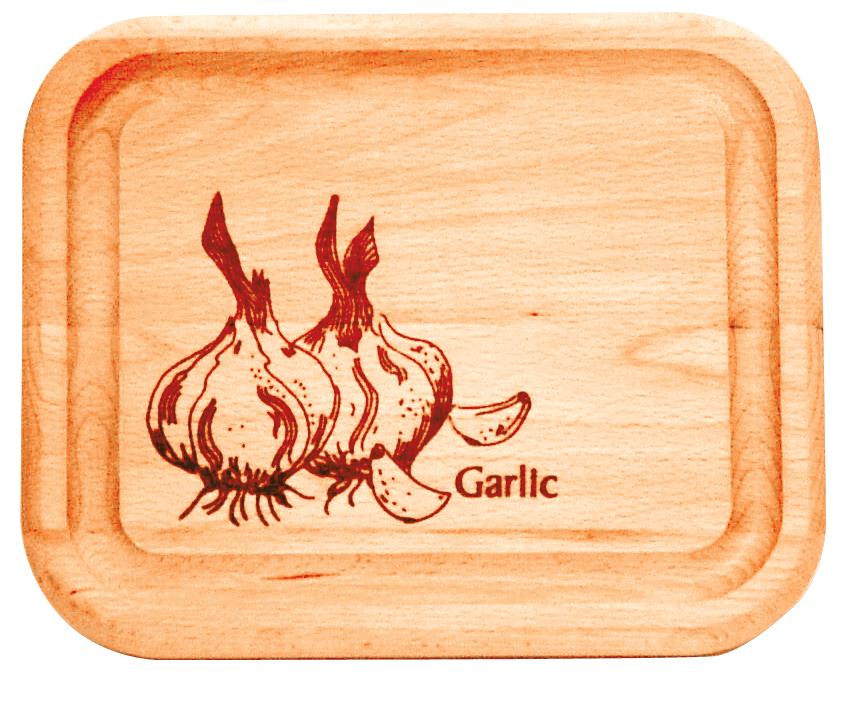 Bar Board w/ Garlic Brand - Single - Catskill Craftsmen 13271