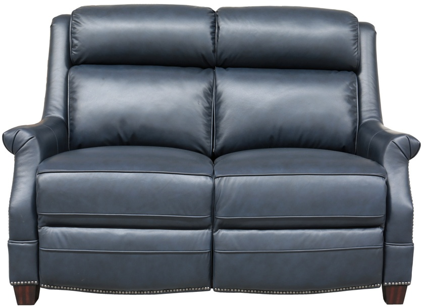 Barcalounger Power Reclining Loveseat Power Head Rests Shoreham