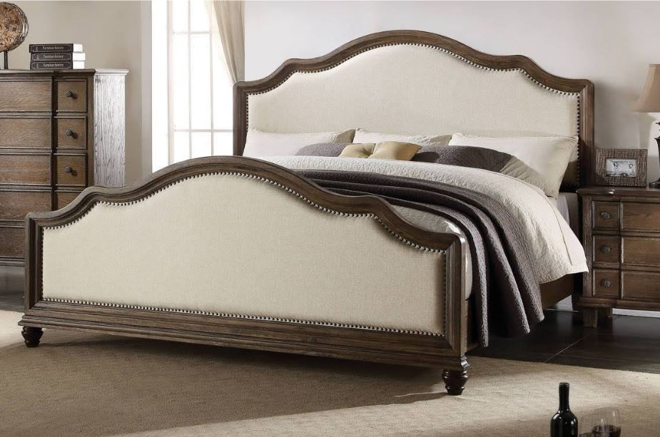 Acme Furniture King Bed Photo
