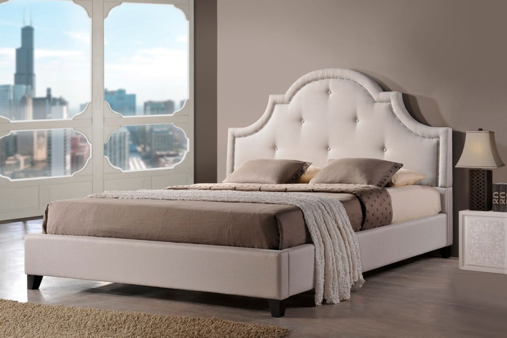 Wholesale Interiors Furniture Platform King Bed Photo