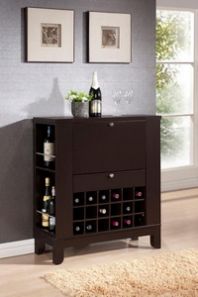 Cabinet | Modern | Brown | Wine | Bar | New