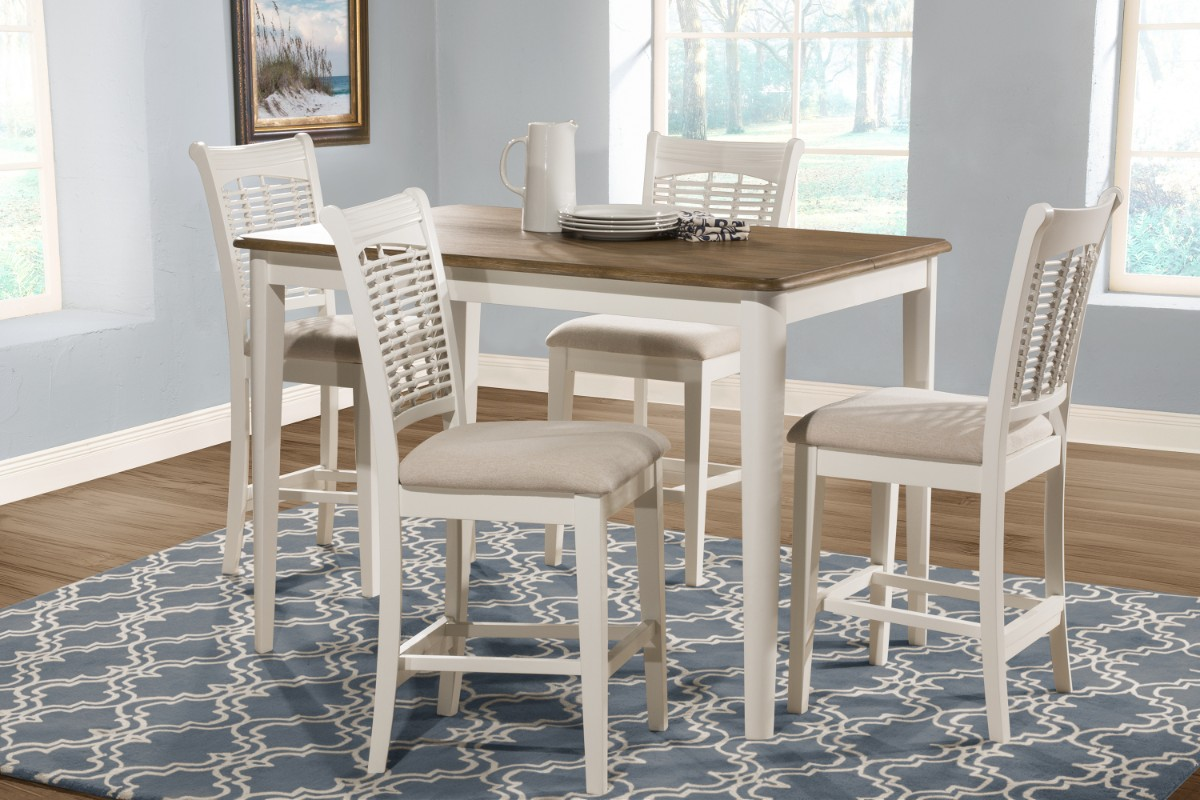 Dining Set Swivel Stools
