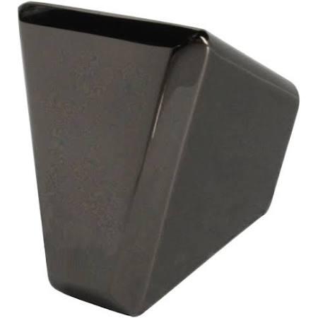 Bixby Knob in Black Nickel - Wisdom Stone 4232BN