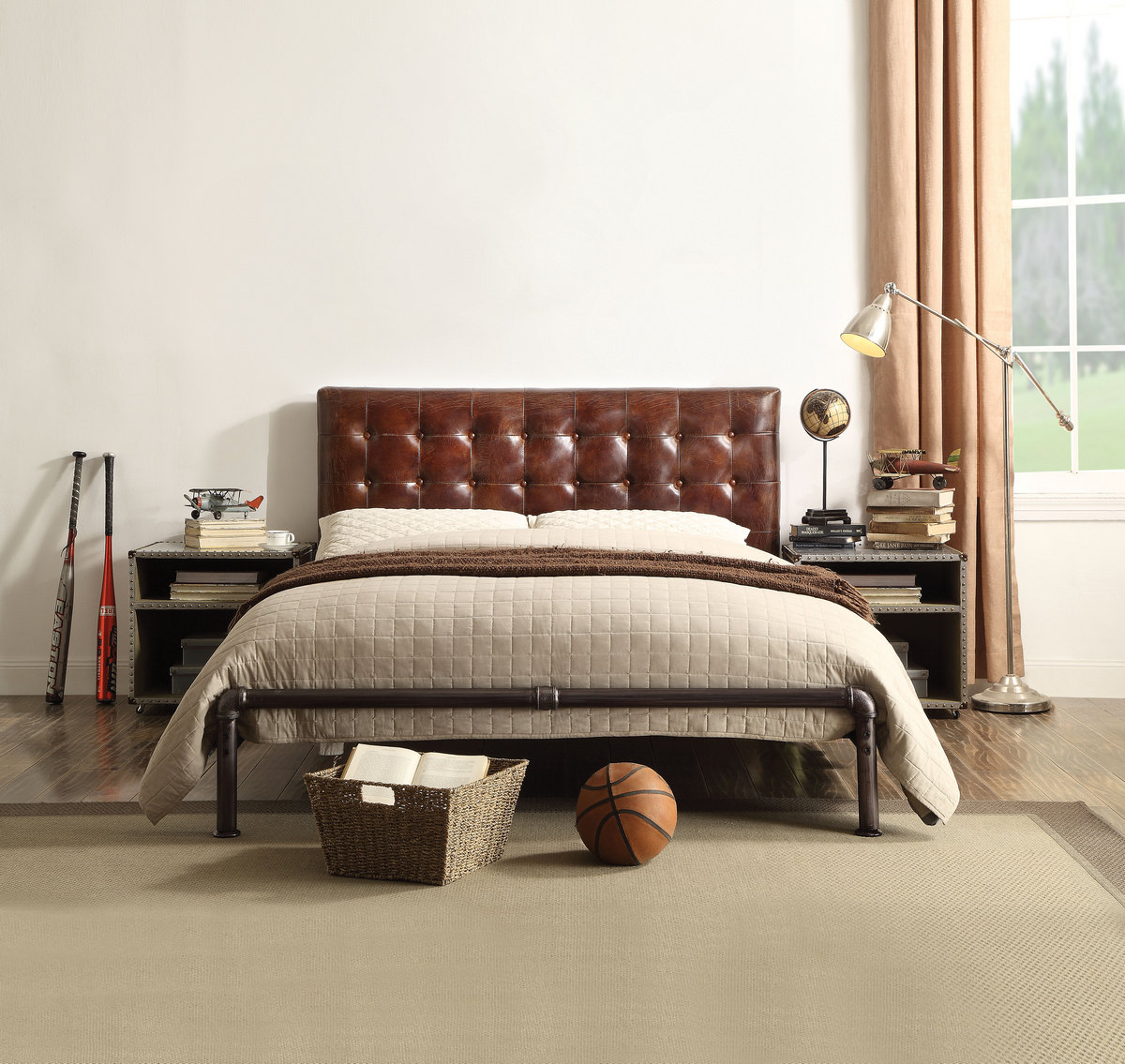 Acme Furniture Queen Bed Photo