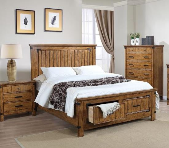 Coaster Brenner King Storage Bed