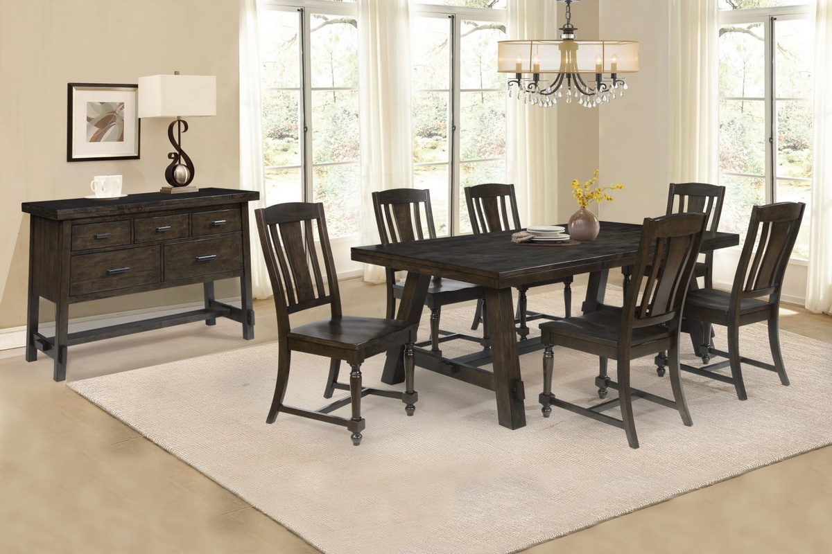 Chelsea Home Furniture Dining Set Mist Photo