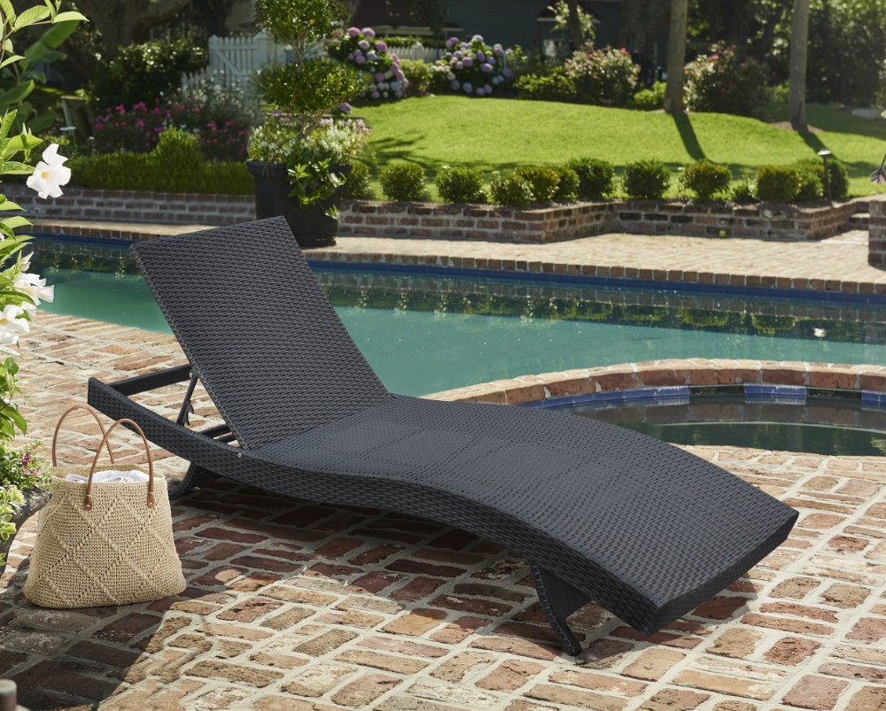Adjustable | Outdoor | Chaise | Lounge | Chair | Live