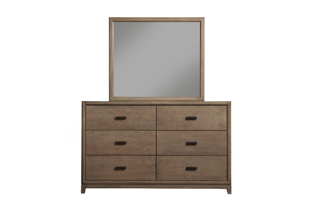 Alpine Drawer Dresser