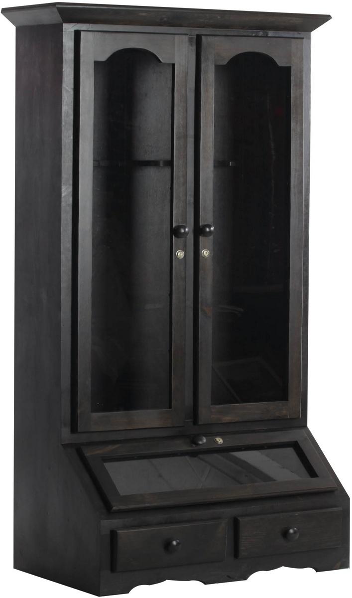 Chelsea Home Gun Cabinet Black