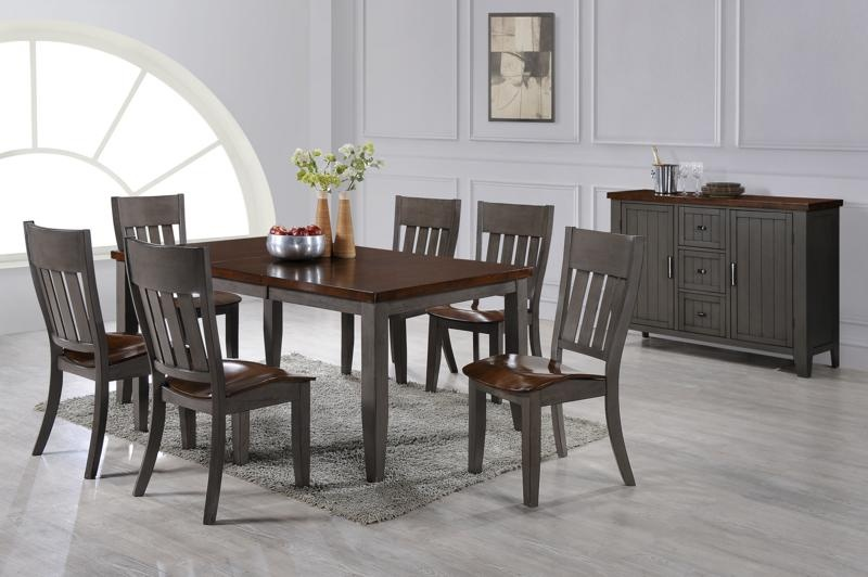 Dining Set Cinnamon