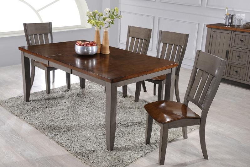 Chelsea Home Furniture Dining Table Cinnamon Photo