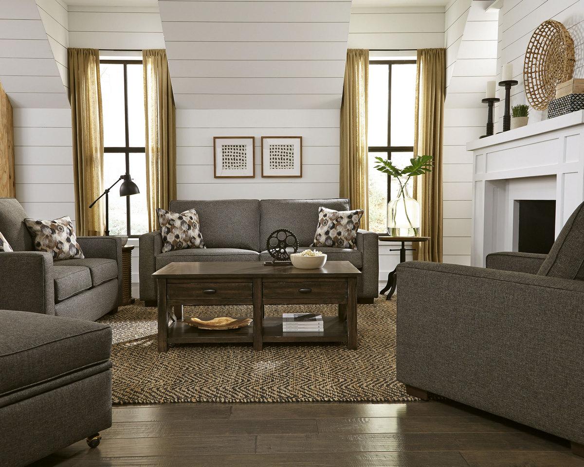 Progressive Colson Sofa Charcoal
