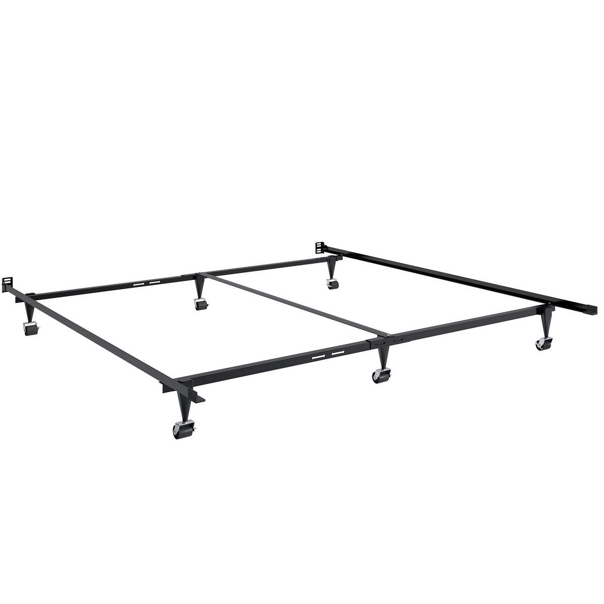 CorLiving BAL-201-F Adjustable Queen or King Metal Bed Frame