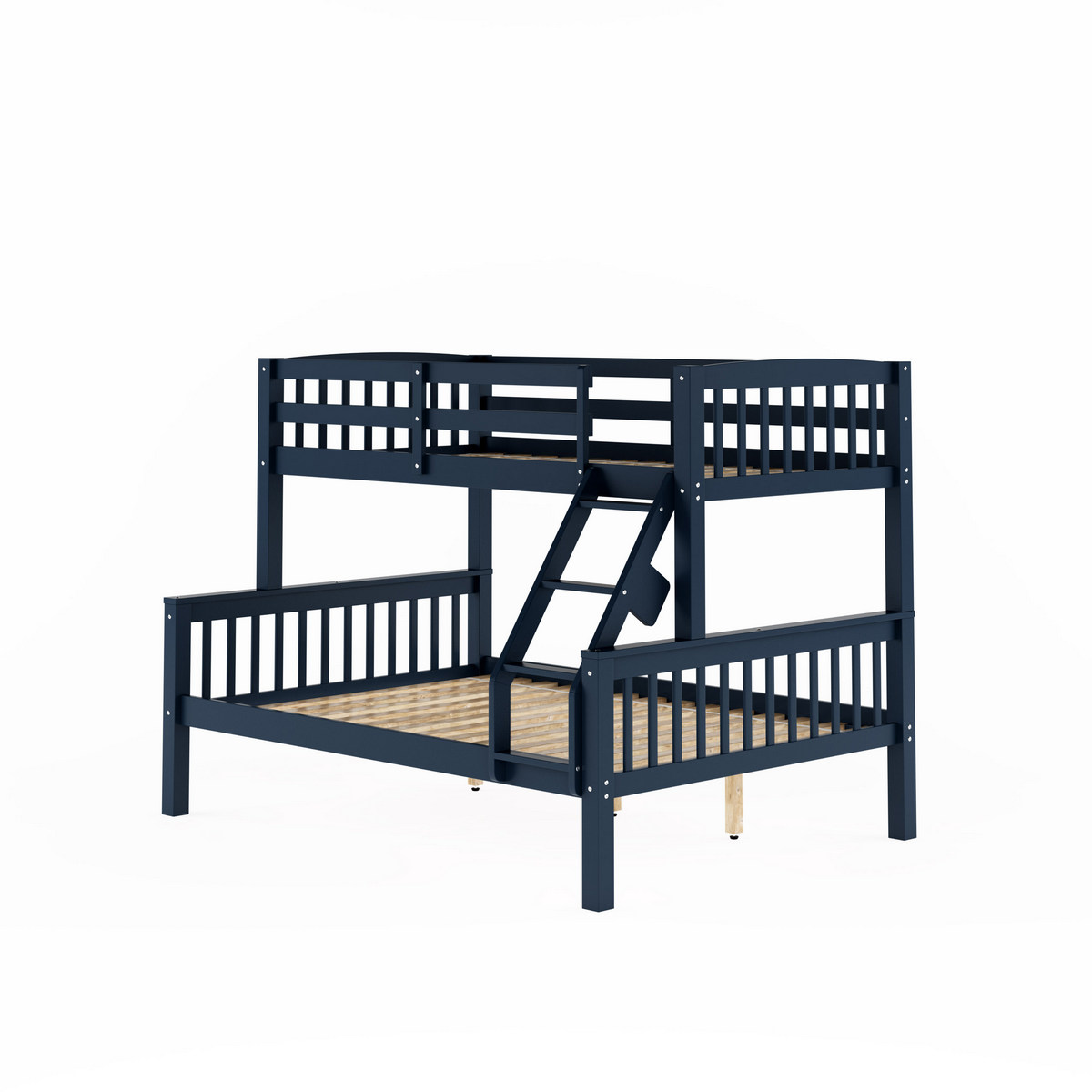 Corliving Furniture Twin Single Double Bunk Bed Photo