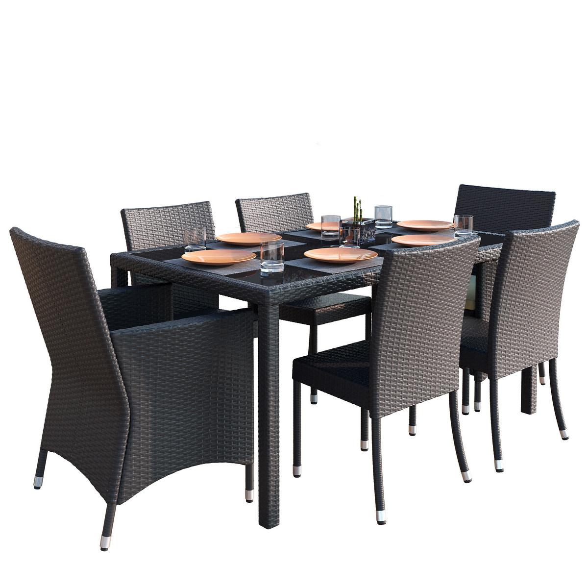 Corliving Dining Set Patio