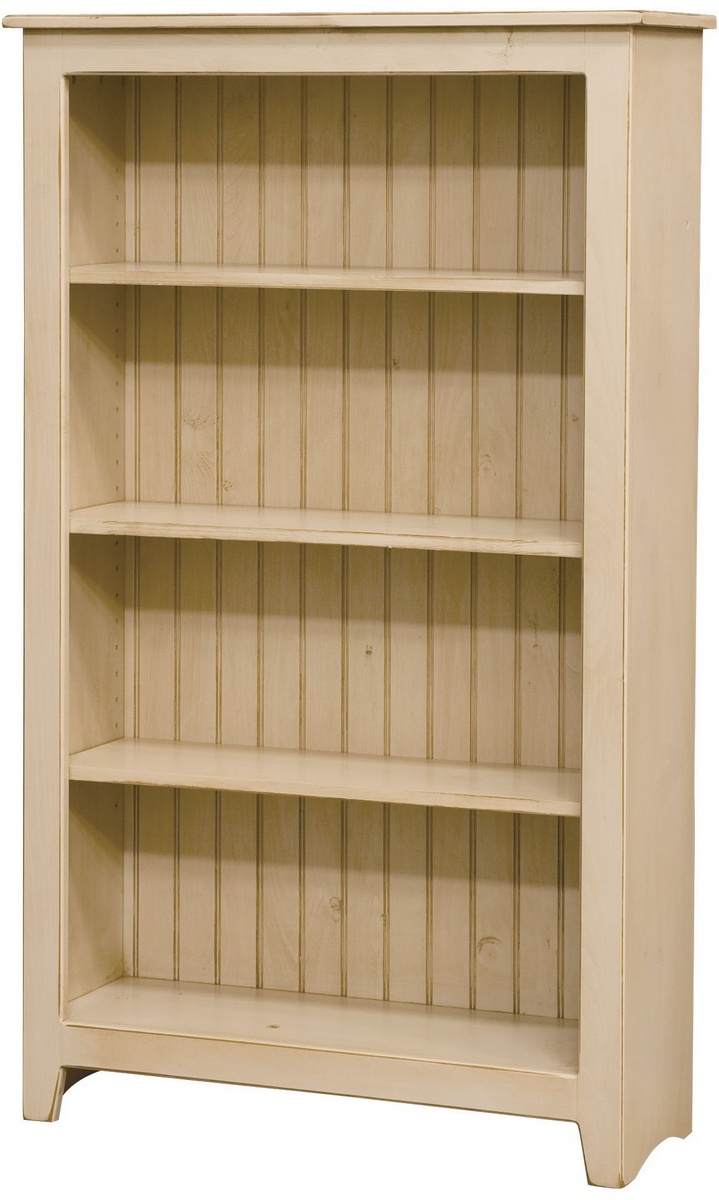 Chelsea Home Cornelia Bookcase Buttermilk