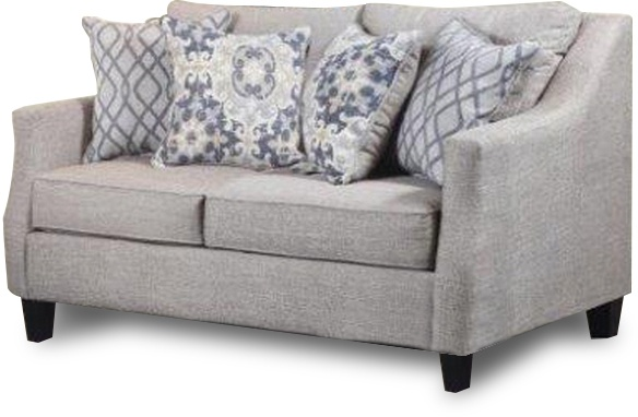 Chelsea Home Dandre Loveseat Lilou Heather