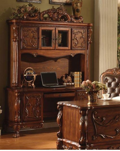 Acme Furniture Computer Desk Hutch Photo