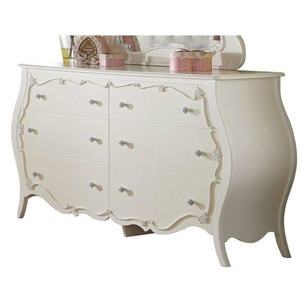 Acme Edalene Dresser Pearl White