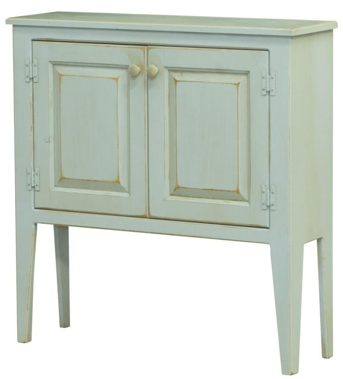 Chelsea Home Eliza Honey Cabinet