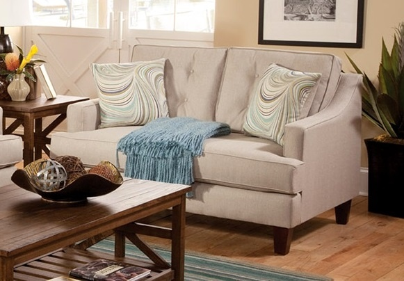 Chelsea Home Elm Loveseat