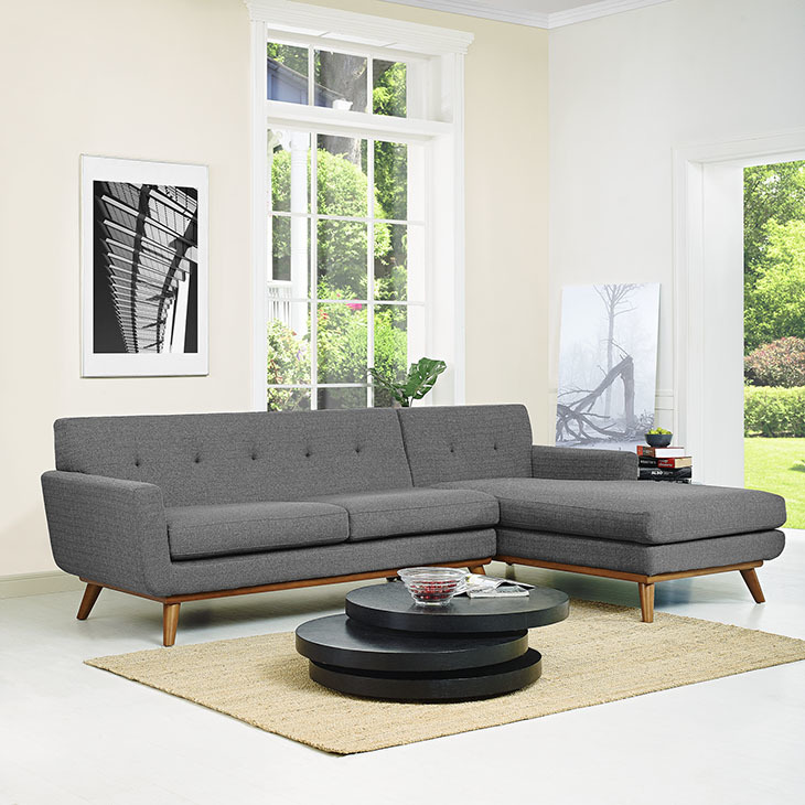 East End Imports Sectional Sofa