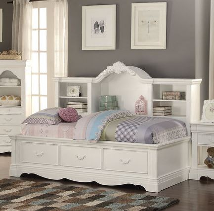 Acme Daybed Storage