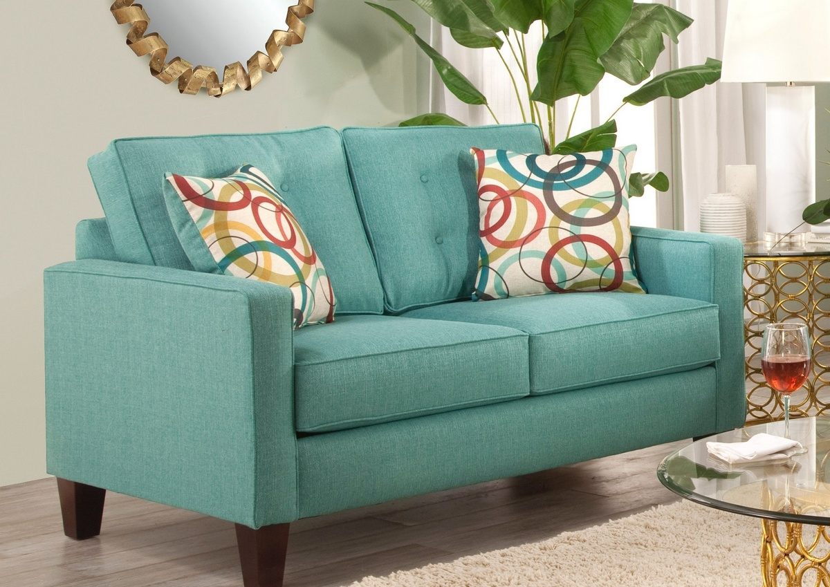Chelsea Home Fir Loveseat