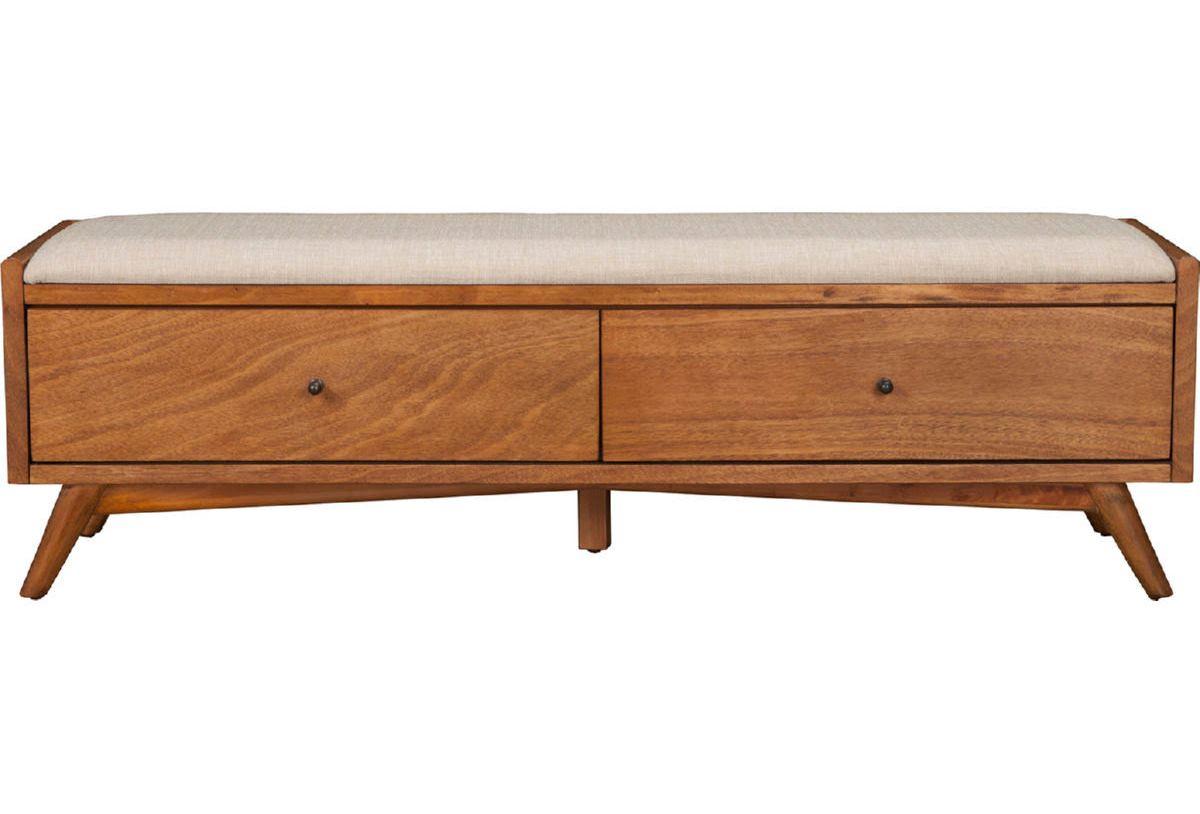 Flynn Bench - Alpine Furniture 966-12