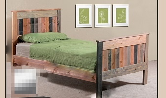 Chelsea Home Bed Multicolored