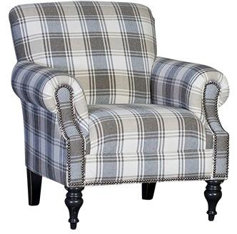 Chelsea Home Gannon Chair Blair Gravel
