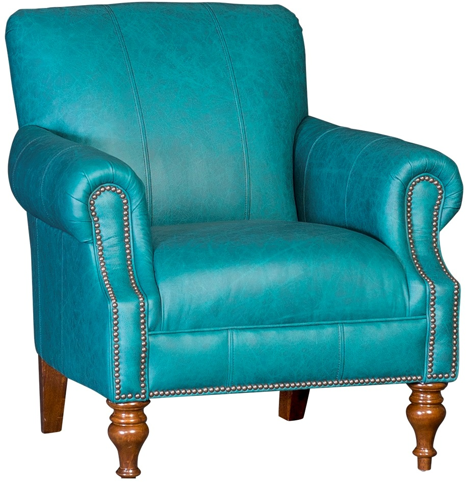 Chelsea Home Gannon Chair Omaha Turquoise