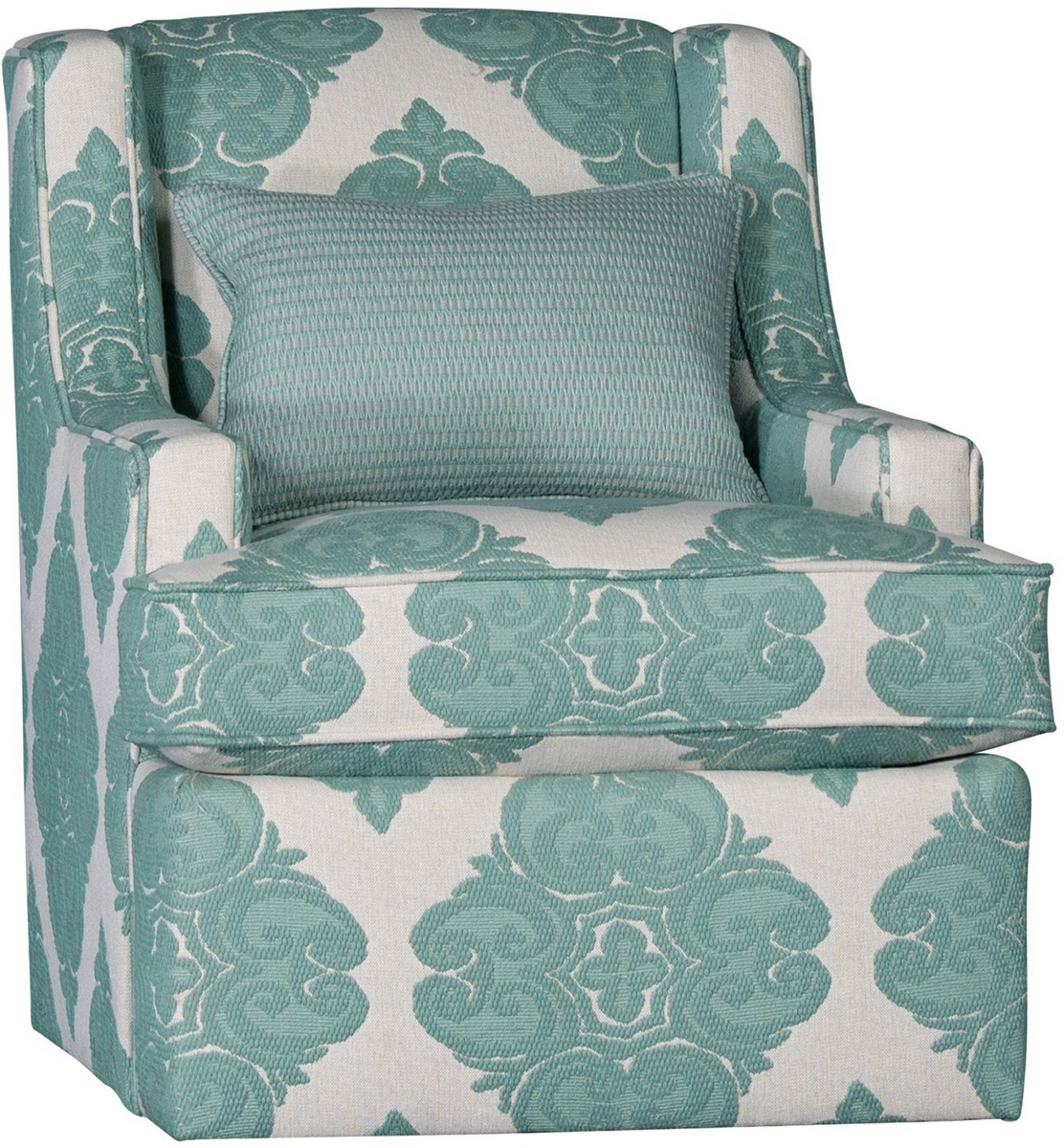 Chelsea Home Gareth Swivel Chair Cotillion Pool