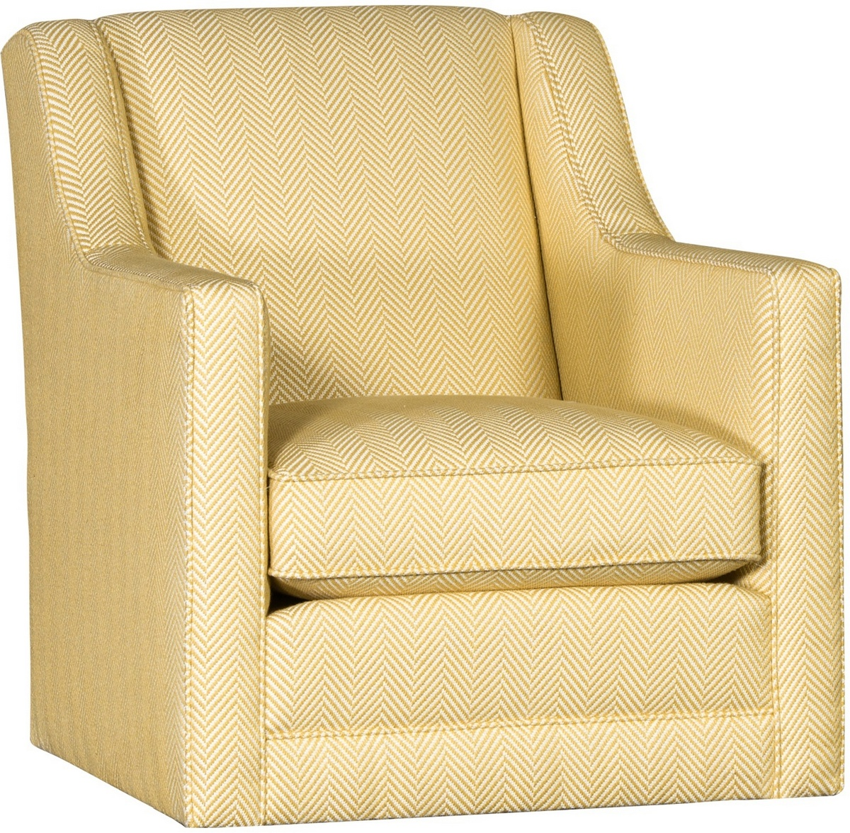 Chelsea Home Garson Swivel Glider Chair Underwood Citrine