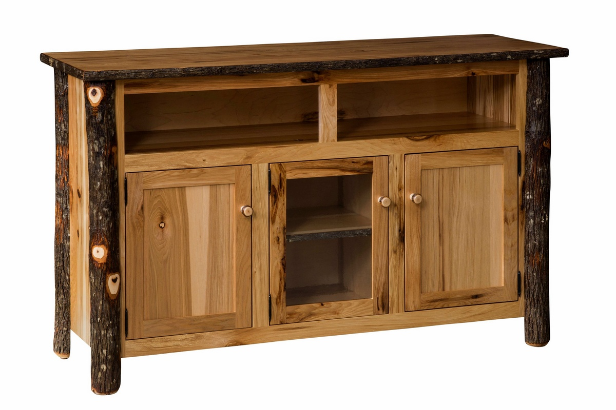 Chelsea Home Haden Tv Cabinet Hickory Natural