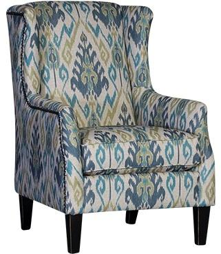 Chelsea Home Halen Chair Matmi Seaglass